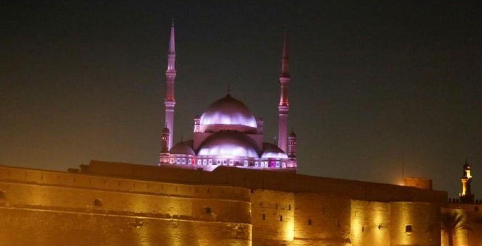 مهرجان قلعة صلاح الدين في القاهرة ينطلق بزخم