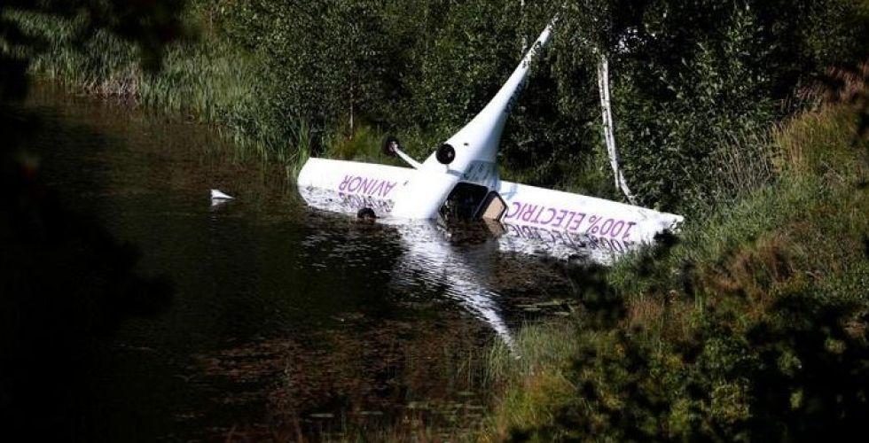 نكسة للطائرات الكهربائية في النرويج