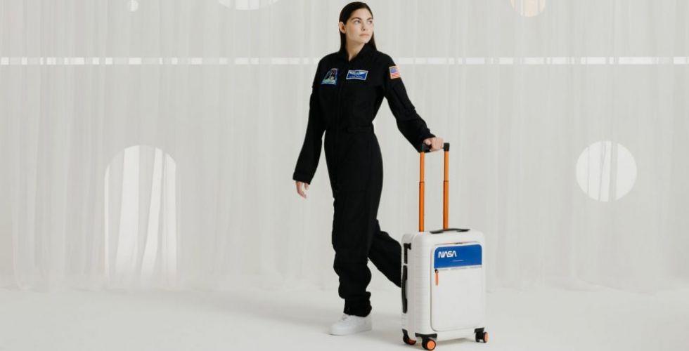 حقيبة إستثنائيّة للسفر في الفضاء