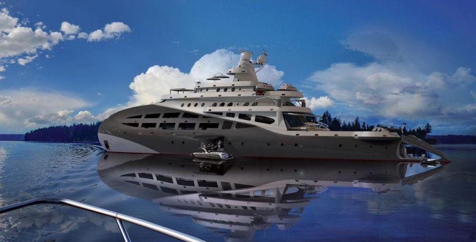 Kosatka.. تصميم جديد لليخوت من فئة الجليد