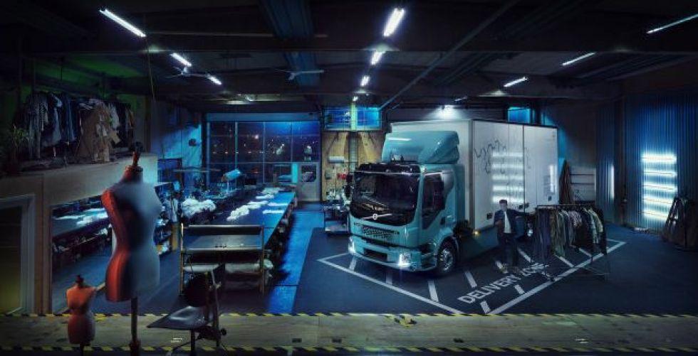 FL  أوّل شاحنة كهربائيّة من Volvo