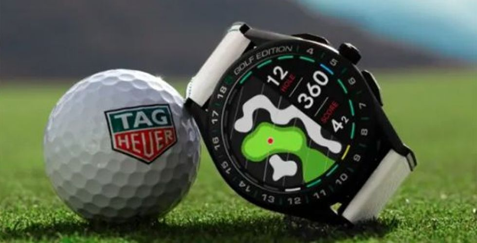 ساعة الرياضيين في ملاعب الغولف