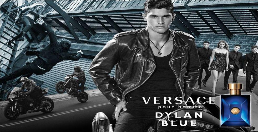 Versace والعطر الرجالي الجديد
