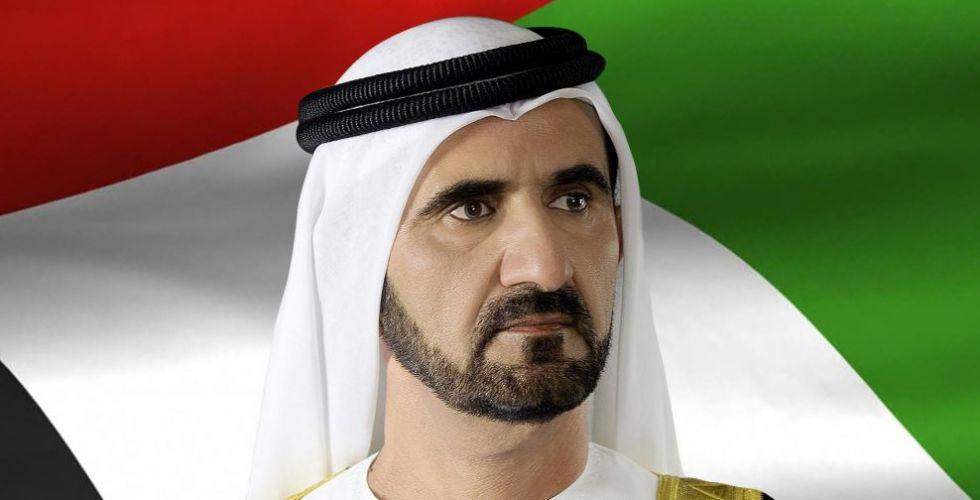 وسام المعلوماتية لحاكم دبي