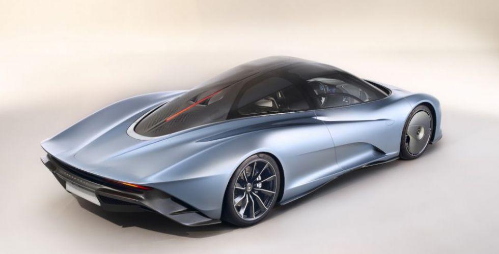 سيارة ماكلارين المنتظرة بأكثر من مليوني دولار