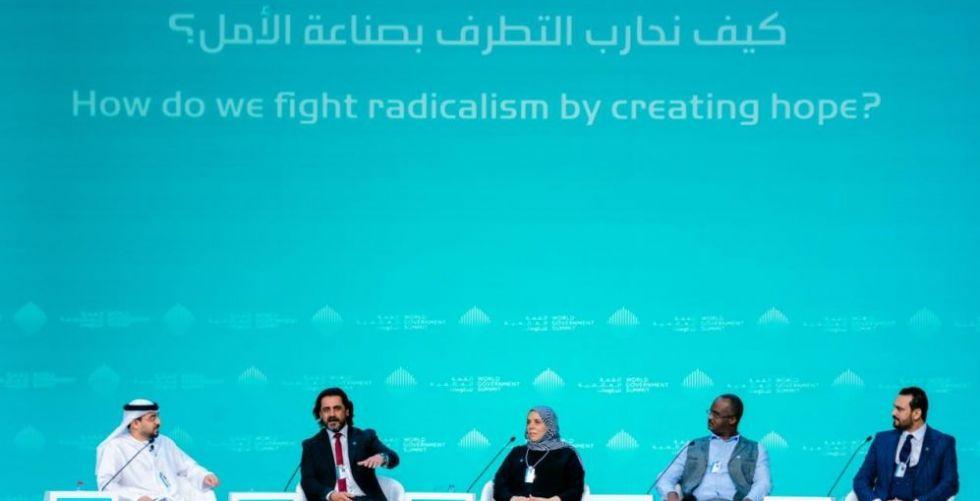 ضمن منتدى مستقبل العمل الإنساني