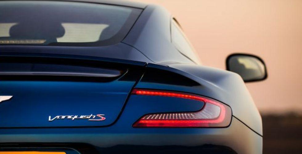 سيّارة من Aston Martin  قد تحمل اسم Vanquish