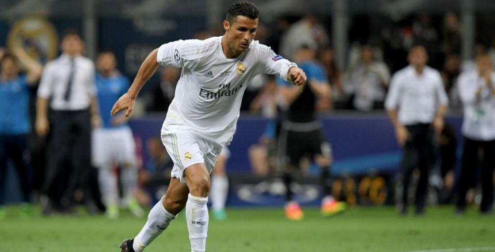 رونالدو المذهل في هدفه الخلفيّ