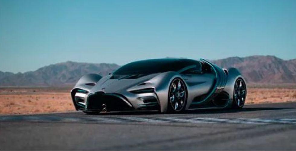 سيارة المستقبل والإدهاش
