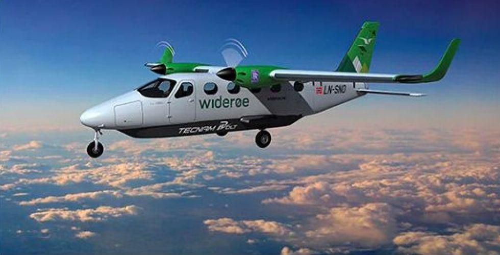 رولز رويس في طائرة صديقة للبيئة
