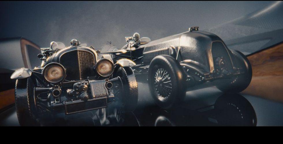 Bentley تحتفي بقصّتها الاستثنائية عبر إصدار فيلم جديد