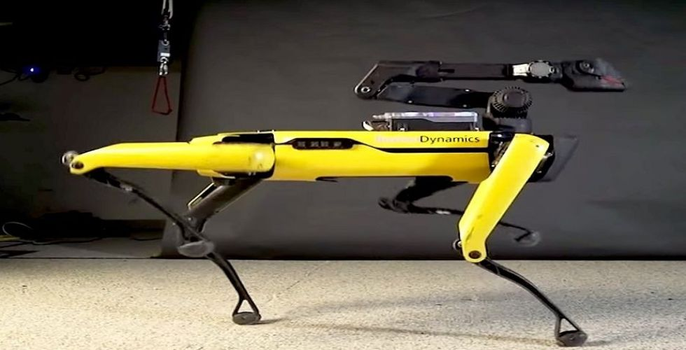 Robot  SpotMini أفضل من معظم البشر في الرّقص