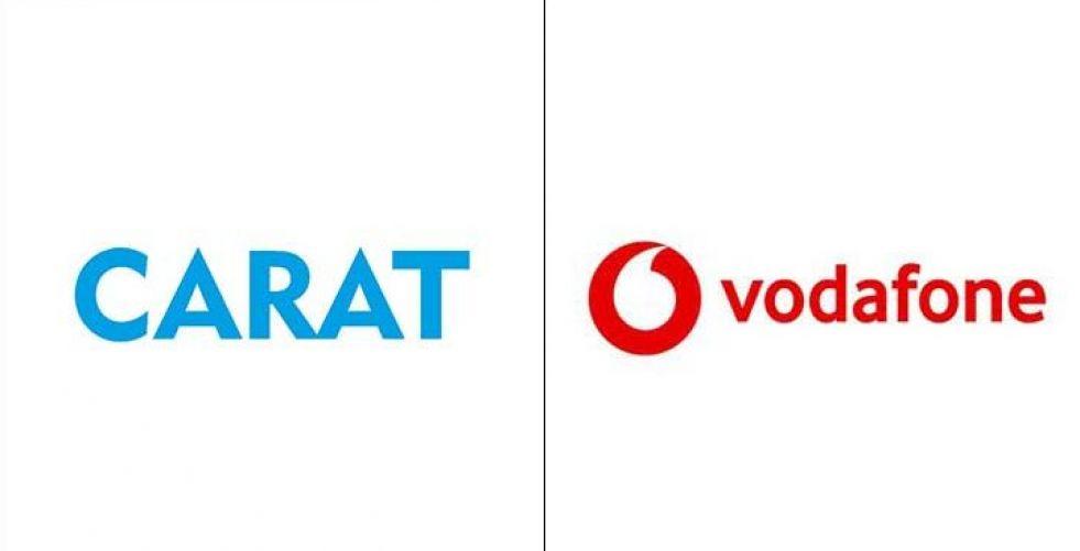 Carat في دعم غير مسبوق لـ فودافون
