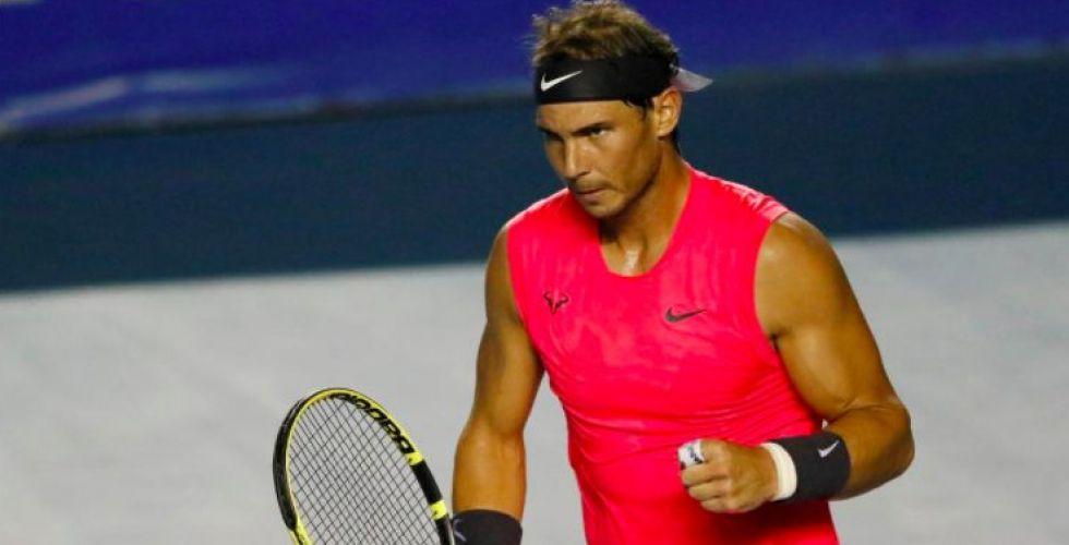 نادال:التنس في خطر