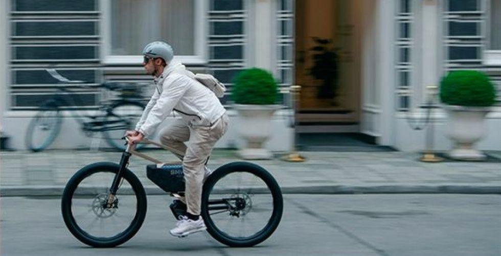 دراجة  BMWتُدرك طريقها الى المستقبل