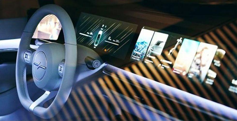 سيارة سوني الثورية تُدار من المنزل