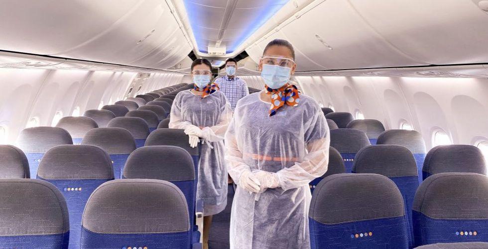 فلاي دبي تستخدم أحدث التقنيات من ASD لتتبع أغطية مقاعد الطائرات وتنظيفها