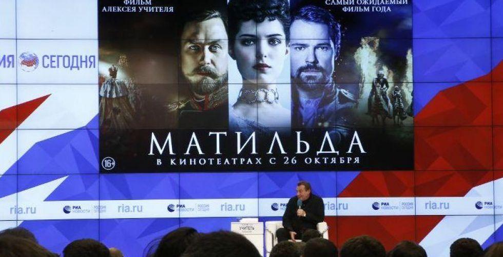 الروس يرون تجديفا في فيلم ماتيلدا