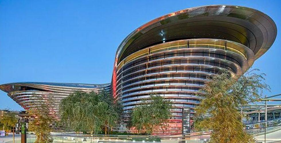 صورٌ جديدة عن إكسبو 2020 دبي