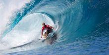 مغامرة ركوب الأمواج