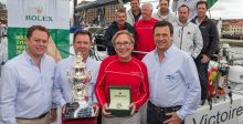 119 يخت متبارٍ في سباق اليخوت رولكس سيدني هوبارت