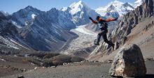 مغامرات الرّكض تحت الثّلج في النيبال