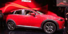 Mazda مازدا CX-3  2016..بالفيديو