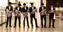 تألّق رجال هاكيت لندن الرائدون في البحرين سيتي سنتر