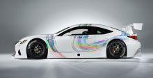 لكزس وخطط لبرنامج سيارات خارقة V8