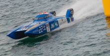 Powerboats تتأهل لنهائيات دبي Grand Prix