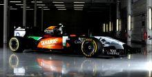 سيارة فريق فورس إنديا لموسم 2015