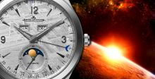 Jaeger-LeCoultre  تكرّم علم الفلك بساعاتها لعام  2015