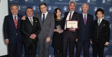 حفل لونجين لأفضل خيل في العالم 2014