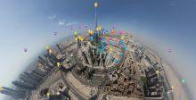 أول جولة تفاعلية عبر الانترنت تنطلق في مدينة دبي