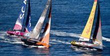 ابو ظبي الثانية في سباق فولفو للمحيطات