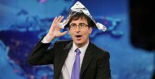 جون أوليفر لن يقدم برنامج Daily Show