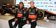 Force India  تكشف عن صورة سيارتها ل2015