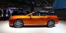 ابتكارات السيارات في معرض جنيف