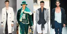 تصاميم جديدة لأزياء الرجال
