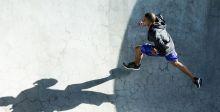 حذاء اديداس الترا بوست:الطاقة الرياضية