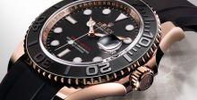 ساعة Yacht-Master 'Everose' من رولكس
