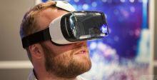 تجربة سماعات VR من سامسونغ