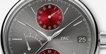 IWC Scauffhausen تصمم ساعة واحدة فريدة