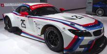 BMW Z4 GTLM  في معرض نيويورك 2015