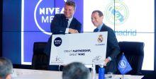 نيفيا: الراعي الرسمي لريال مدريد