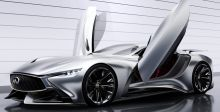 الانفنتي Vision GT concept يبصر النور
