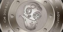 أكواتايمر اتوماتيك 2000:قوة الغطس في البحار