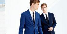 الازرق يطغى على سترات Zara الجديدة