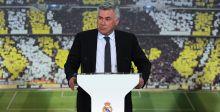 انشيلوتي خارج أسوار ريال مدريد واقتراب تعيين البديل .