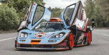 سيّارة Mclaren F1 GTR Longtail النادرة للبيع